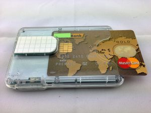 Vodapay Smartphone Bluetooth Credit Card Reader – secure and